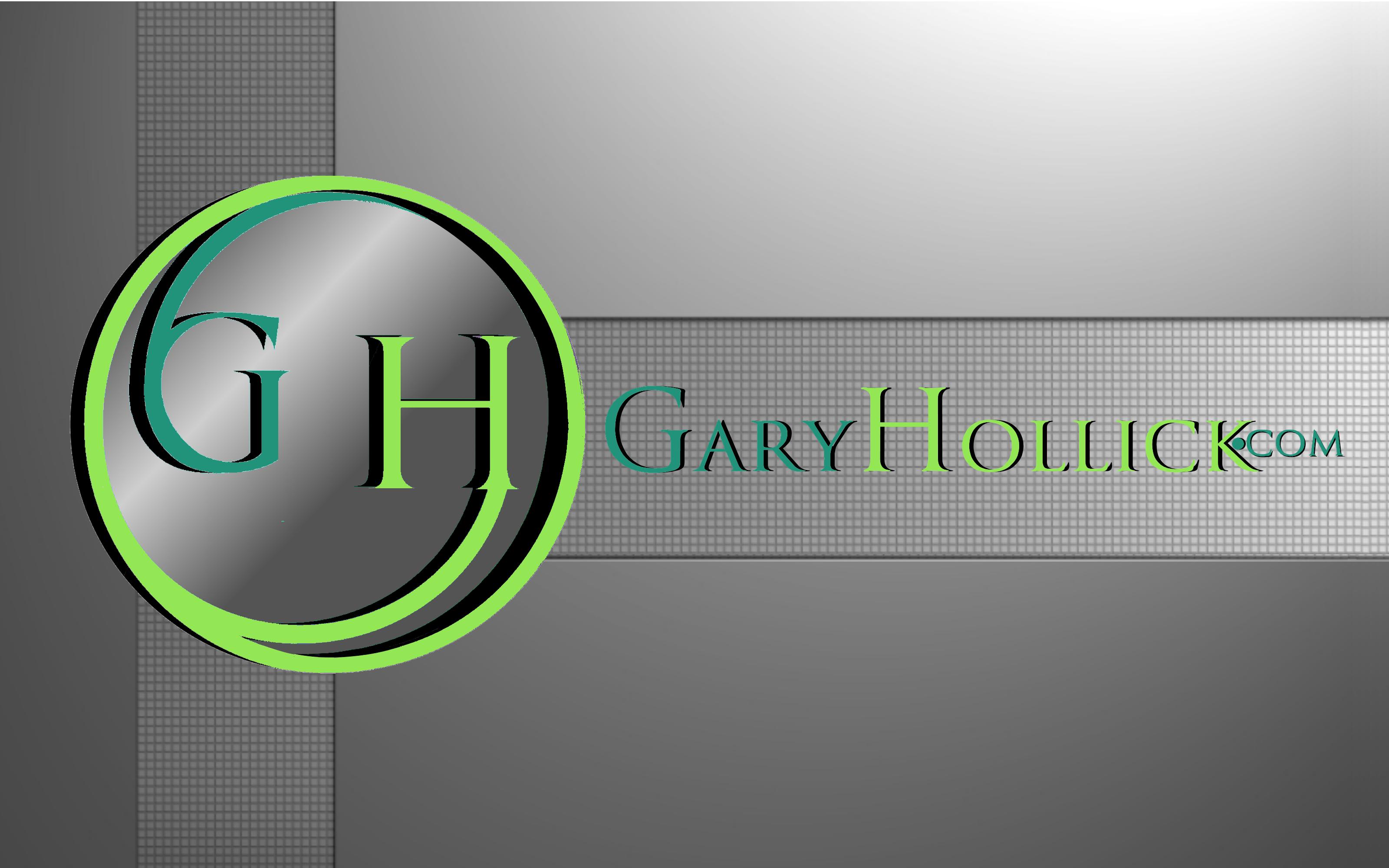 Logo Design by Roberto Bassi - Entry No. 111 in the Logo Design Contest New Logo Design for GaryHollick.com.