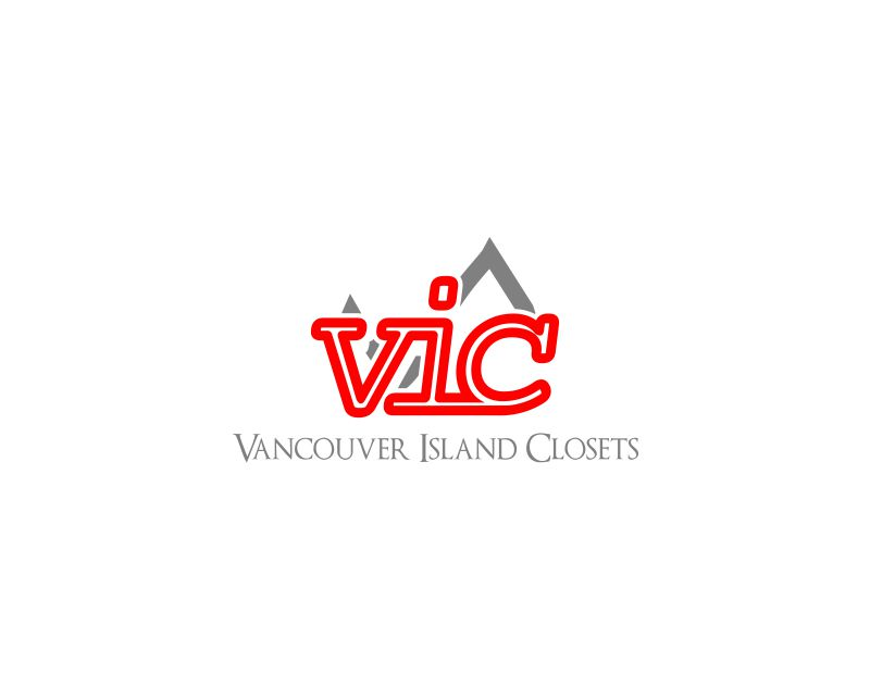 Logo Design by uya128 - Entry No. 3 in the Logo Design Contest Captivating Logo Design for Vancouver Island Closets.