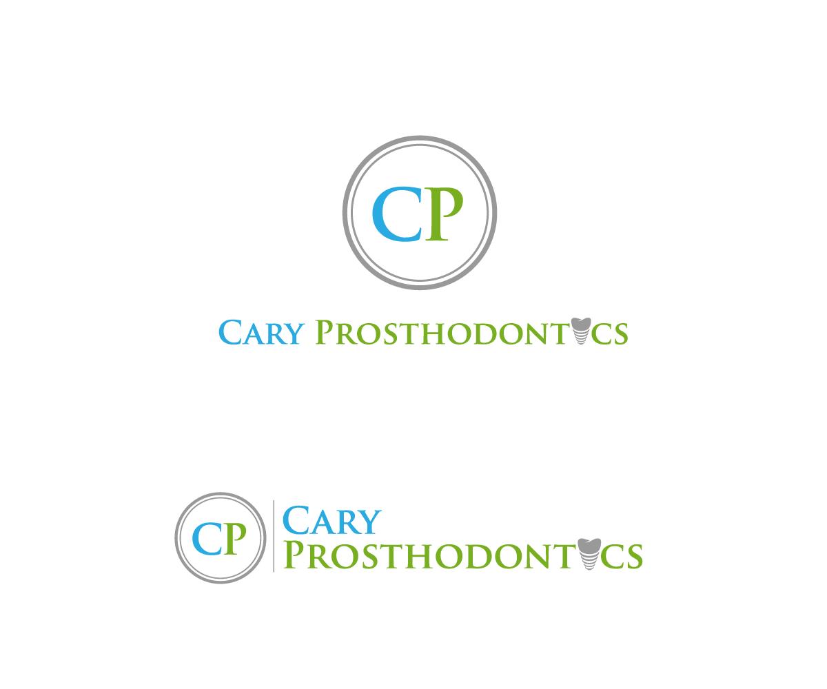 Logo Design by Juan Luna - Entry No. 104 in the Logo Design Contest Cary Prosthodontics Logo Design.