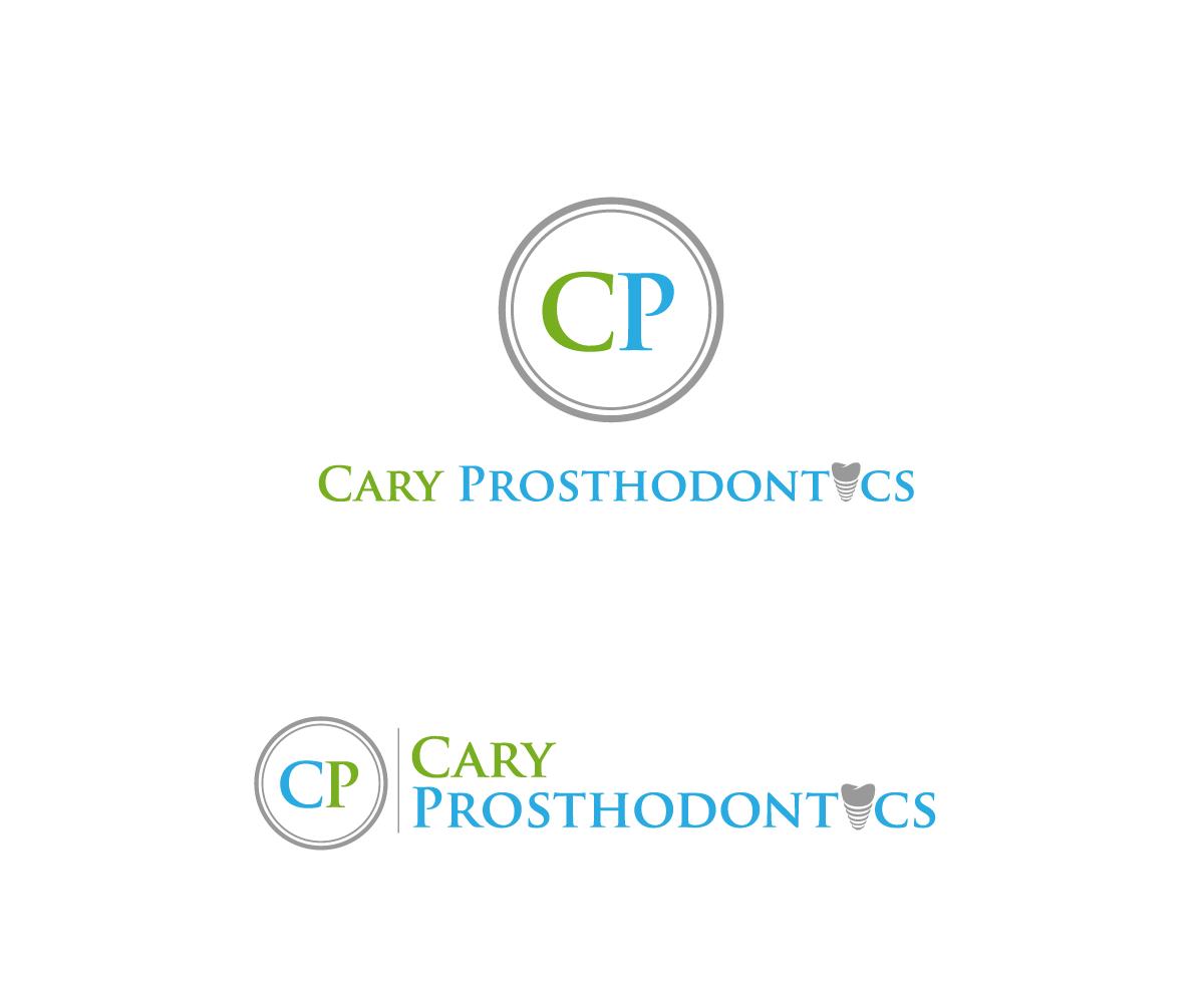 Logo Design by Juan Luna - Entry No. 105 in the Logo Design Contest Cary Prosthodontics Logo Design.