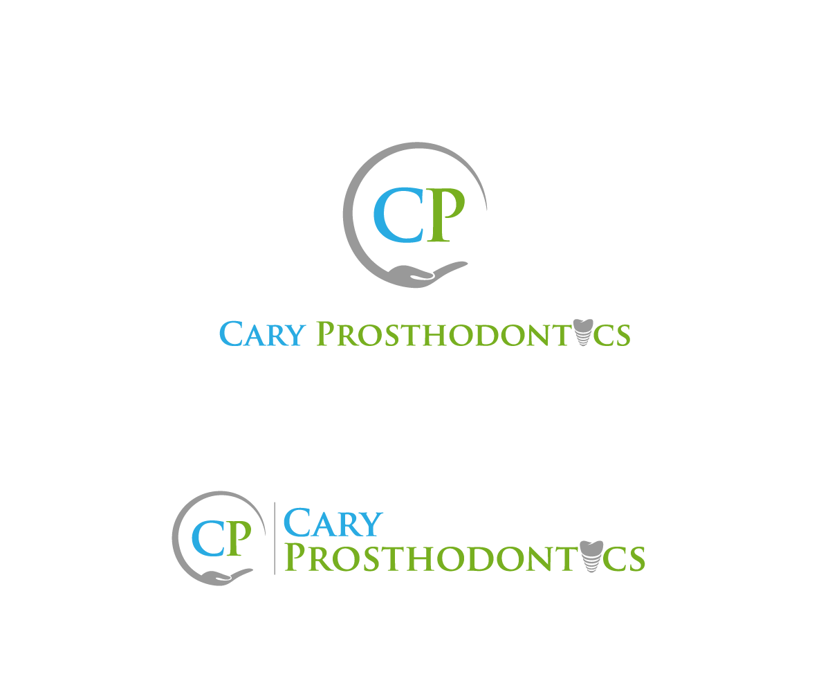 Logo Design by Juan Luna - Entry No. 106 in the Logo Design Contest Cary Prosthodontics Logo Design.