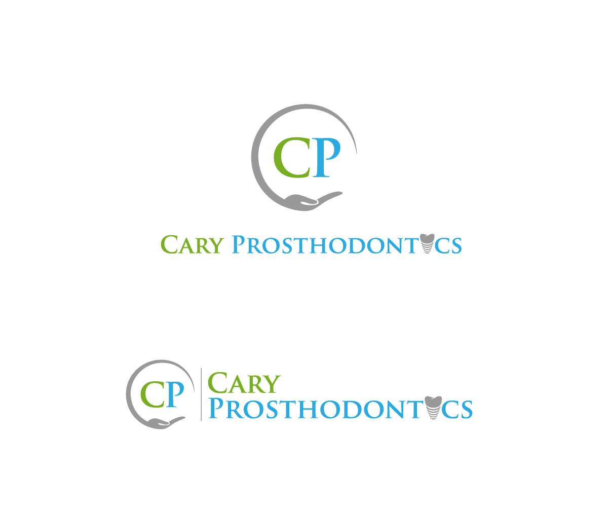Logo Design by Juan Luna - Entry No. 107 in the Logo Design Contest Cary Prosthodontics Logo Design.