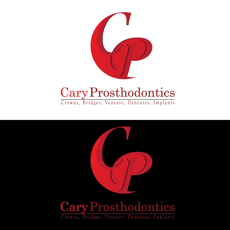 Logo Design by Shakir Alzadjali - Entry No. 118 in the Logo Design Contest Cary Prosthodontics Logo Design.