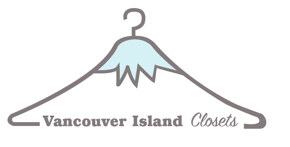 Logo Design by Catalina Grunefeld - Entry No. 7 in the Logo Design Contest Captivating Logo Design for Vancouver Island Closets.