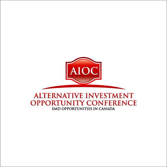 Logo Design by genrobo - Entry No. 39 in the Logo Design Contest Alternative Investment Opportunity Conference.