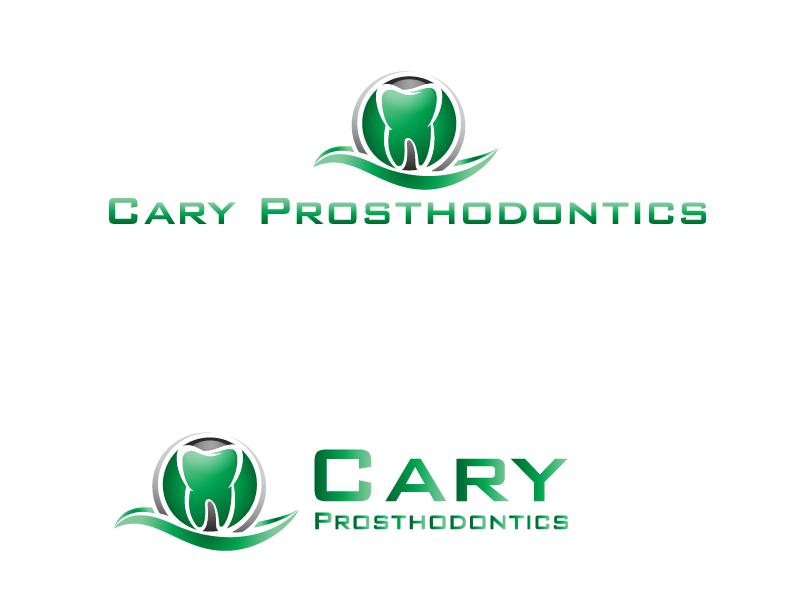 Logo Design by Private User - Entry No. 126 in the Logo Design Contest Cary Prosthodontics Logo Design.