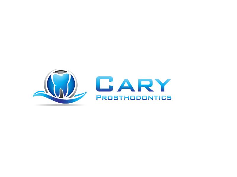 Logo Design by Private User - Entry No. 127 in the Logo Design Contest Cary Prosthodontics Logo Design.