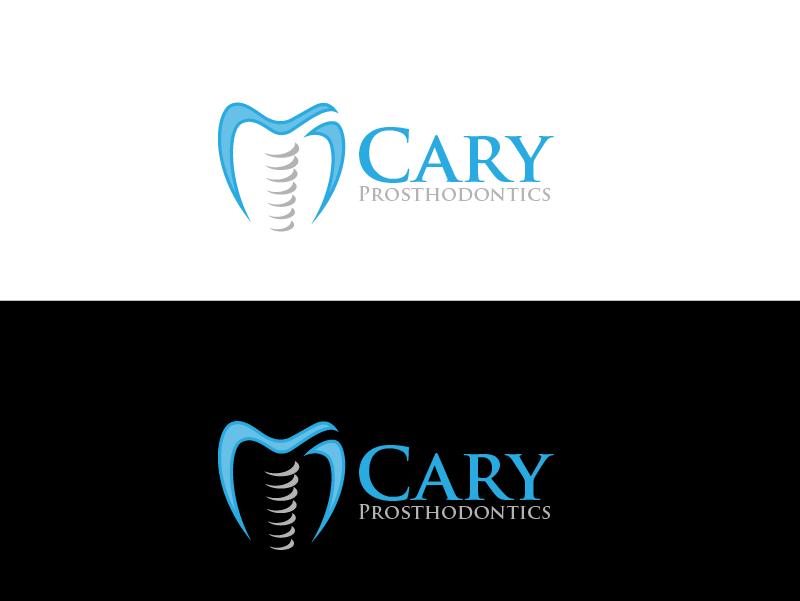 Logo Design by Private User - Entry No. 138 in the Logo Design Contest Cary Prosthodontics Logo Design.