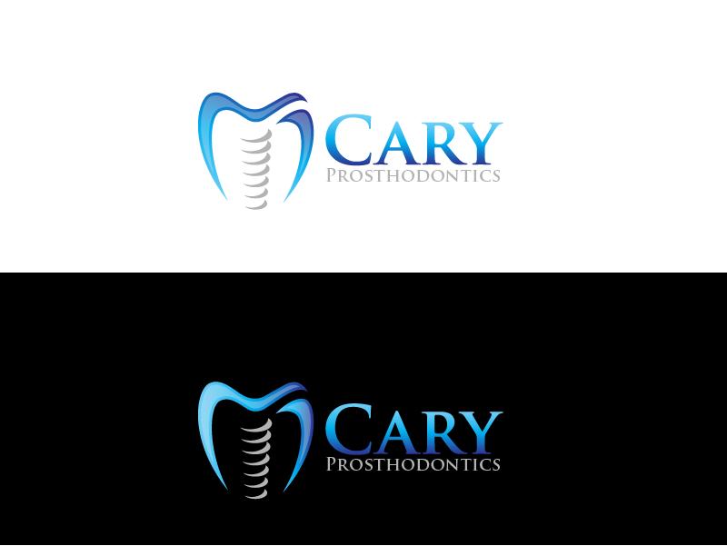 Logo Design by Private User - Entry No. 139 in the Logo Design Contest Cary Prosthodontics Logo Design.