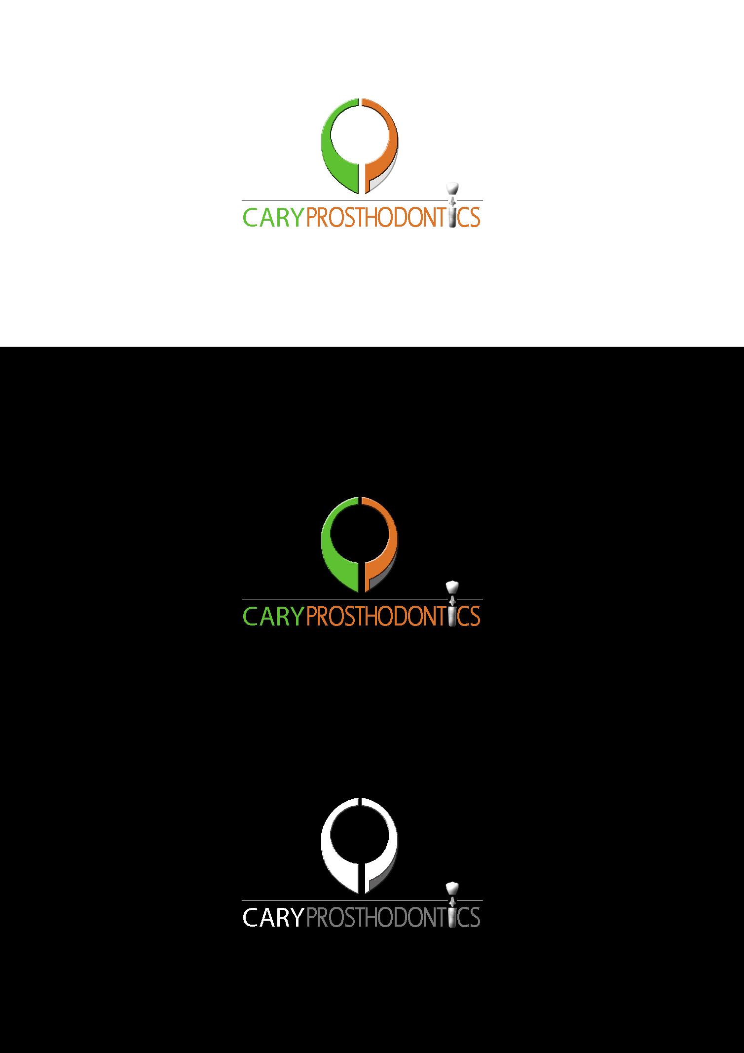 Logo Design by JSDESIGNGROUP - Entry No. 151 in the Logo Design Contest Cary Prosthodontics Logo Design.