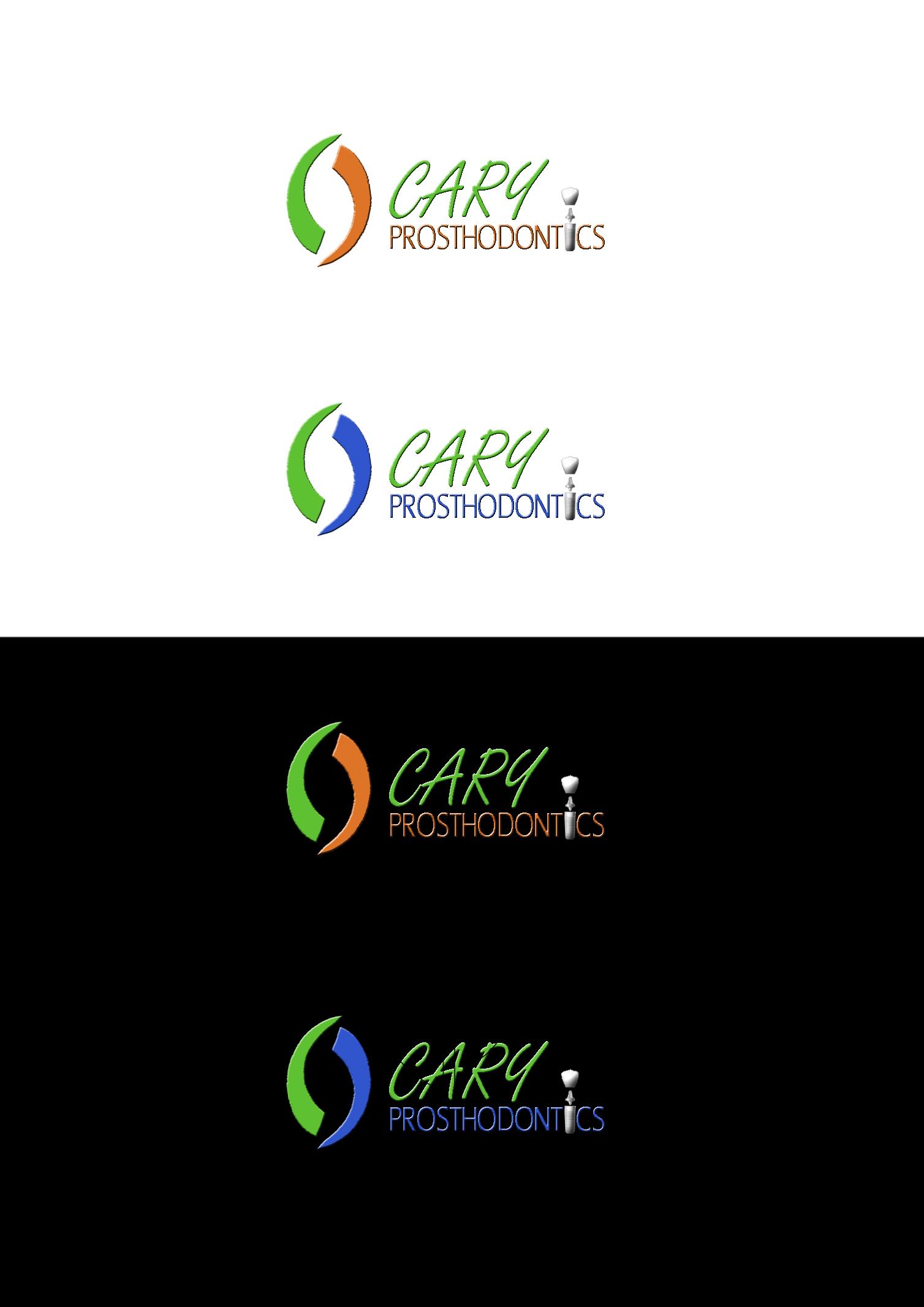 Logo Design by JSDESIGNGROUP - Entry No. 153 in the Logo Design Contest Cary Prosthodontics Logo Design.