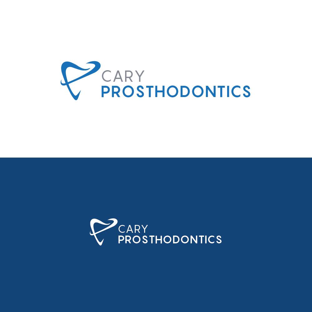 Logo Design by AW Graphic - Entry No. 161 in the Logo Design Contest Cary Prosthodontics Logo Design.