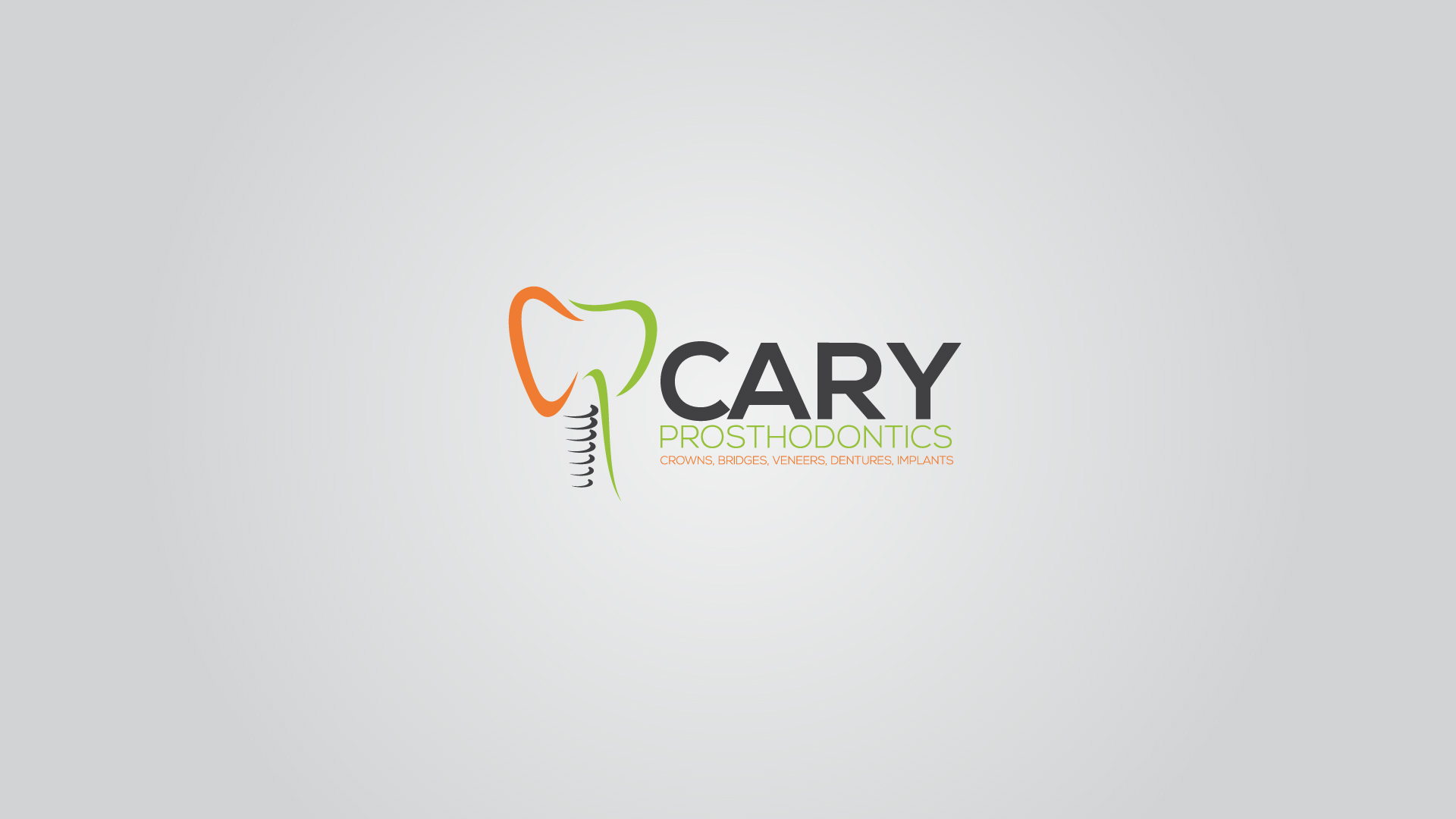 Logo Design by MD SHOHIDUL ISLAM - Entry No. 172 in the Logo Design Contest Cary Prosthodontics Logo Design.