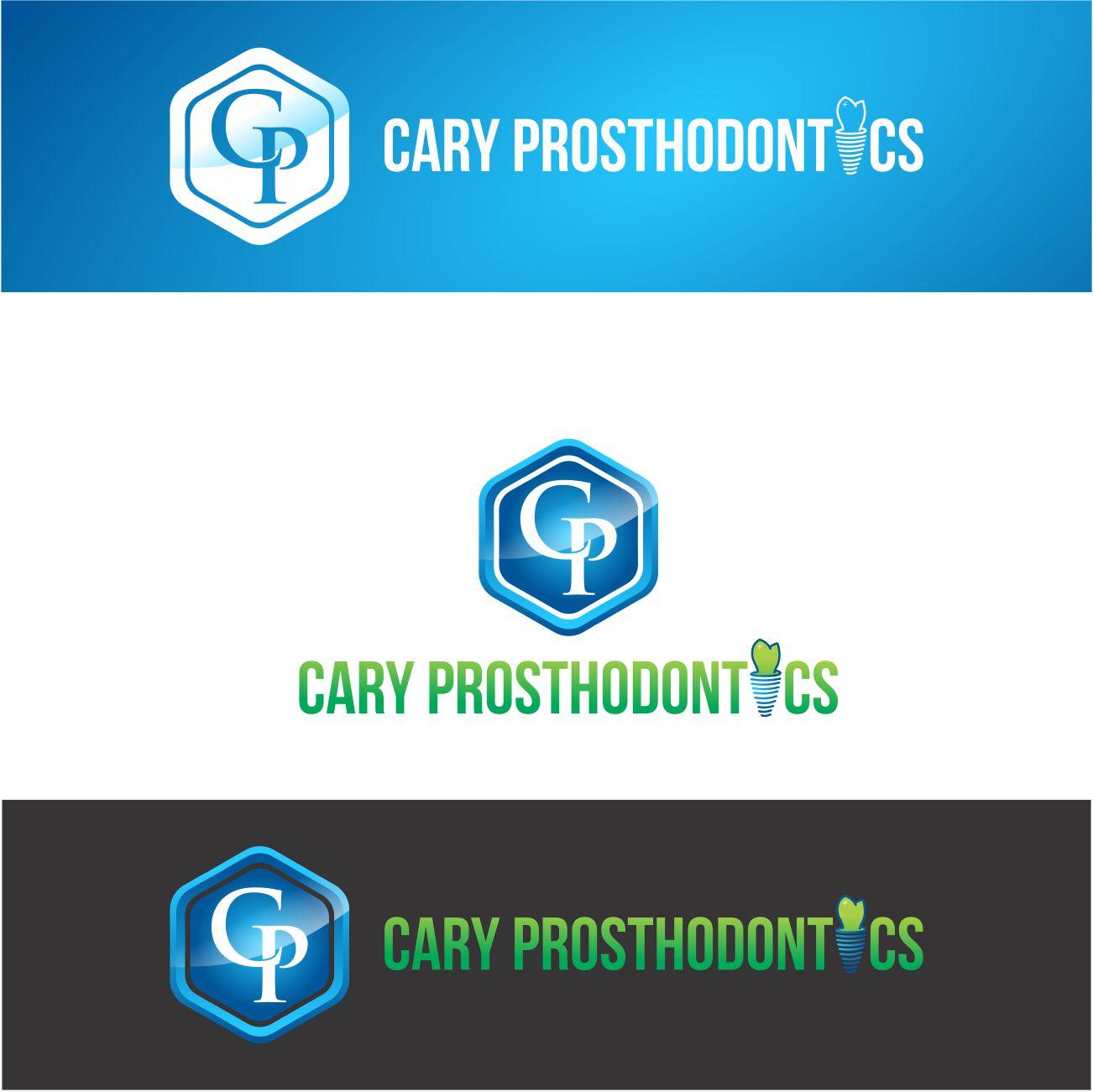 Logo Design by RasYa Muhammad Athaya - Entry No. 173 in the Logo Design Contest Cary Prosthodontics Logo Design.