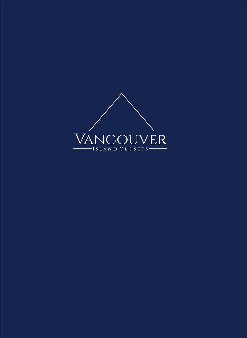 Logo Design by Private User - Entry No. 18 in the Logo Design Contest Captivating Logo Design for Vancouver Island Closets.
