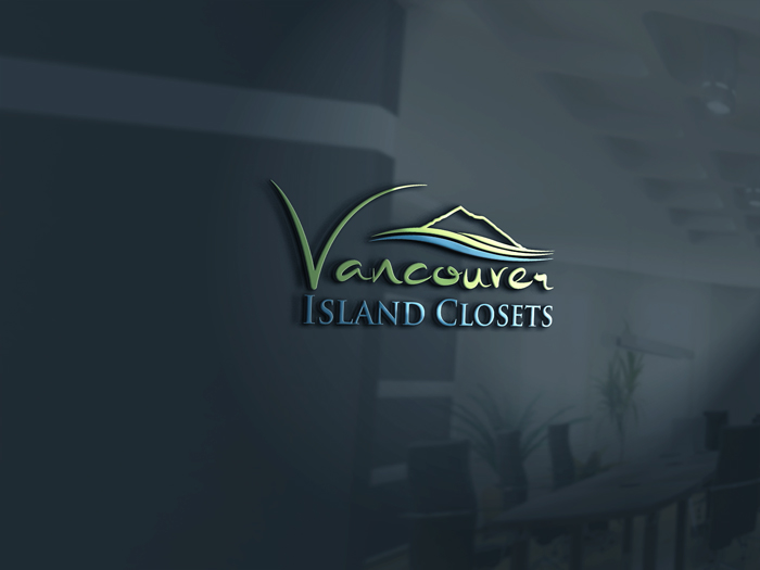Logo Design by Mohammad azad Hossain - Entry No. 21 in the Logo Design Contest Captivating Logo Design for Vancouver Island Closets.