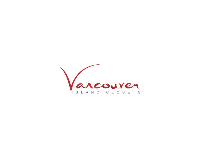 Logo Design by Private User - Entry No. 29 in the Logo Design Contest Captivating Logo Design for Vancouver Island Closets.