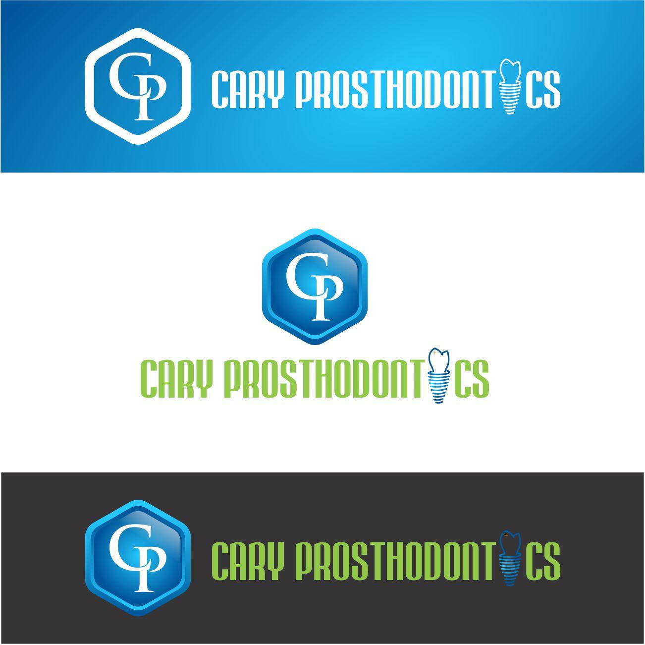 Logo Design by RasYa Muhammad Athaya - Entry No. 192 in the Logo Design Contest Cary Prosthodontics Logo Design.