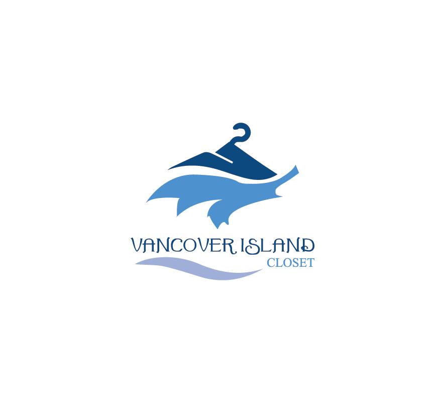 Logo Design by pojas12 - Entry No. 37 in the Logo Design Contest Captivating Logo Design for Vancouver Island Closets.