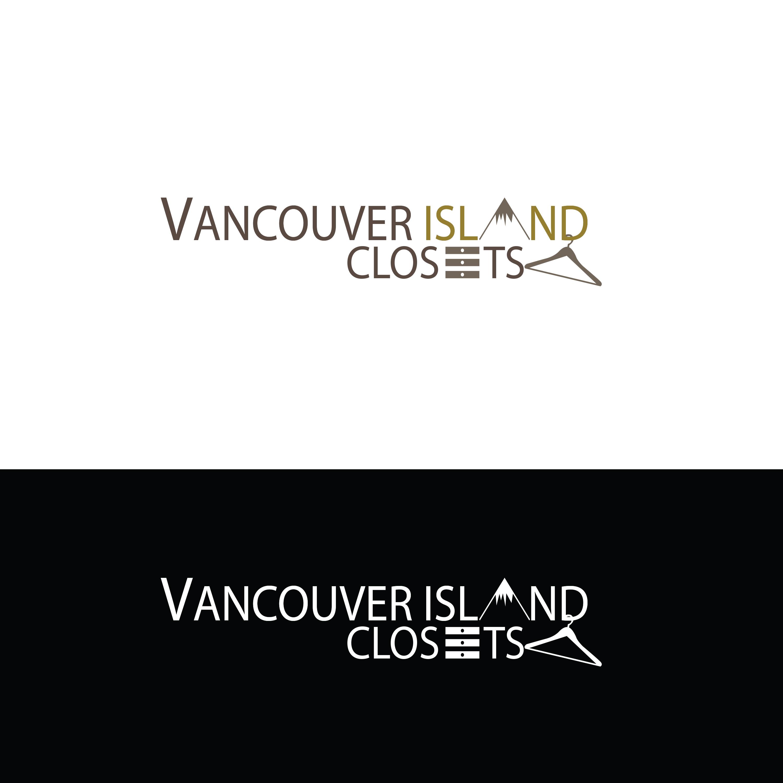 Logo Design by Aehab Asghar - Entry No. 39 in the Logo Design Contest Captivating Logo Design for Vancouver Island Closets.