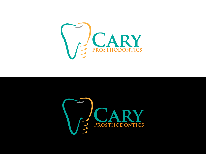 Logo Design by brands_in - Entry No. 200 in the Logo Design Contest Cary Prosthodontics Logo Design.