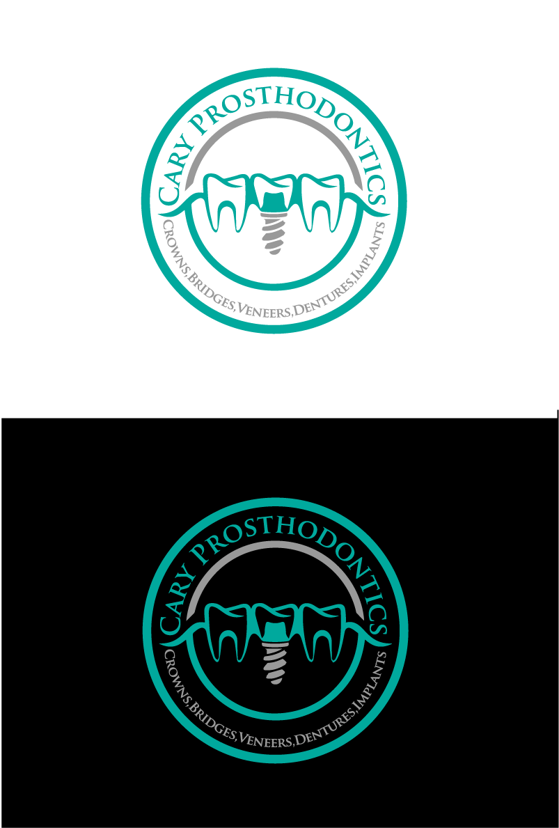 Logo Design by brands_in - Entry No. 202 in the Logo Design Contest Cary Prosthodontics Logo Design.