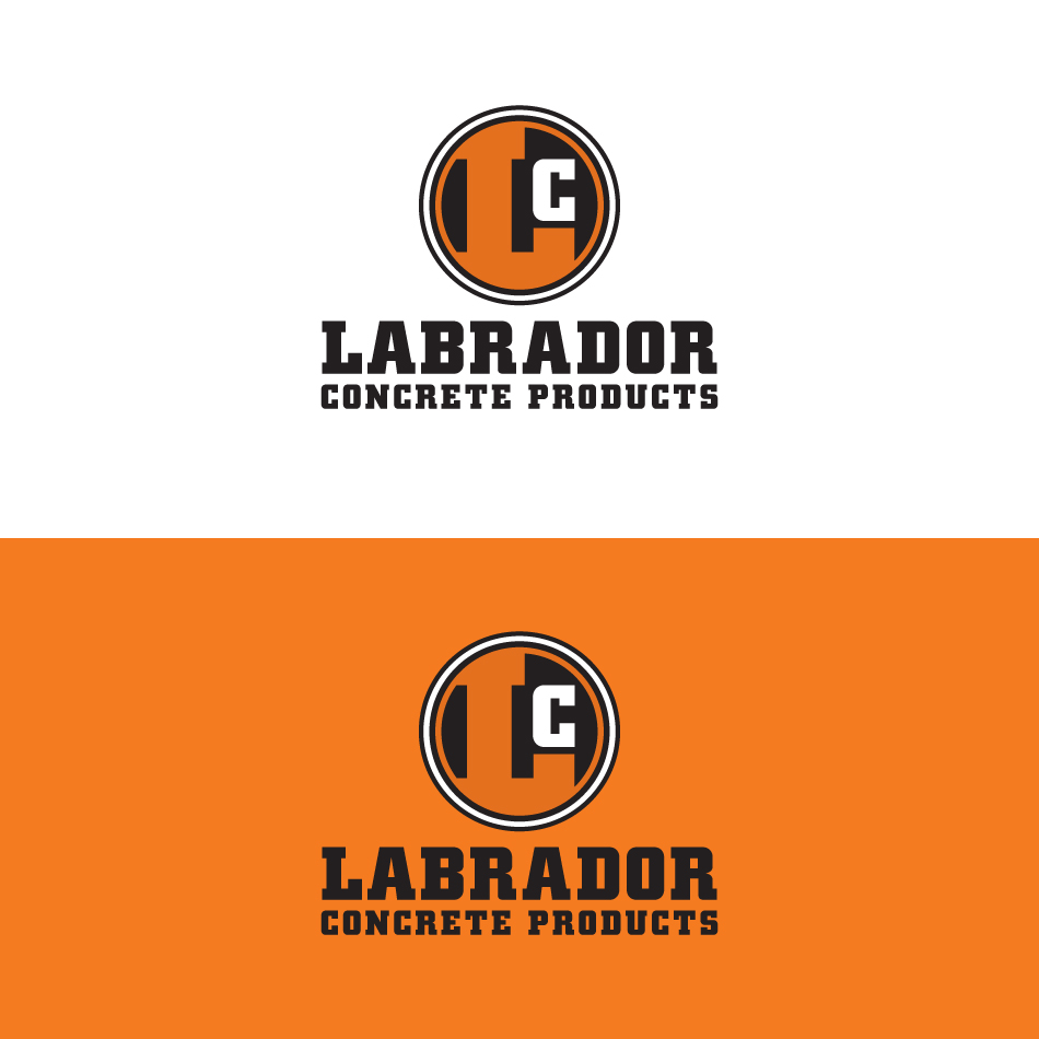 Logo Design by Spud9 - Entry No. 81 in the Logo Design Contest Logo for Labrador Concrete Products.