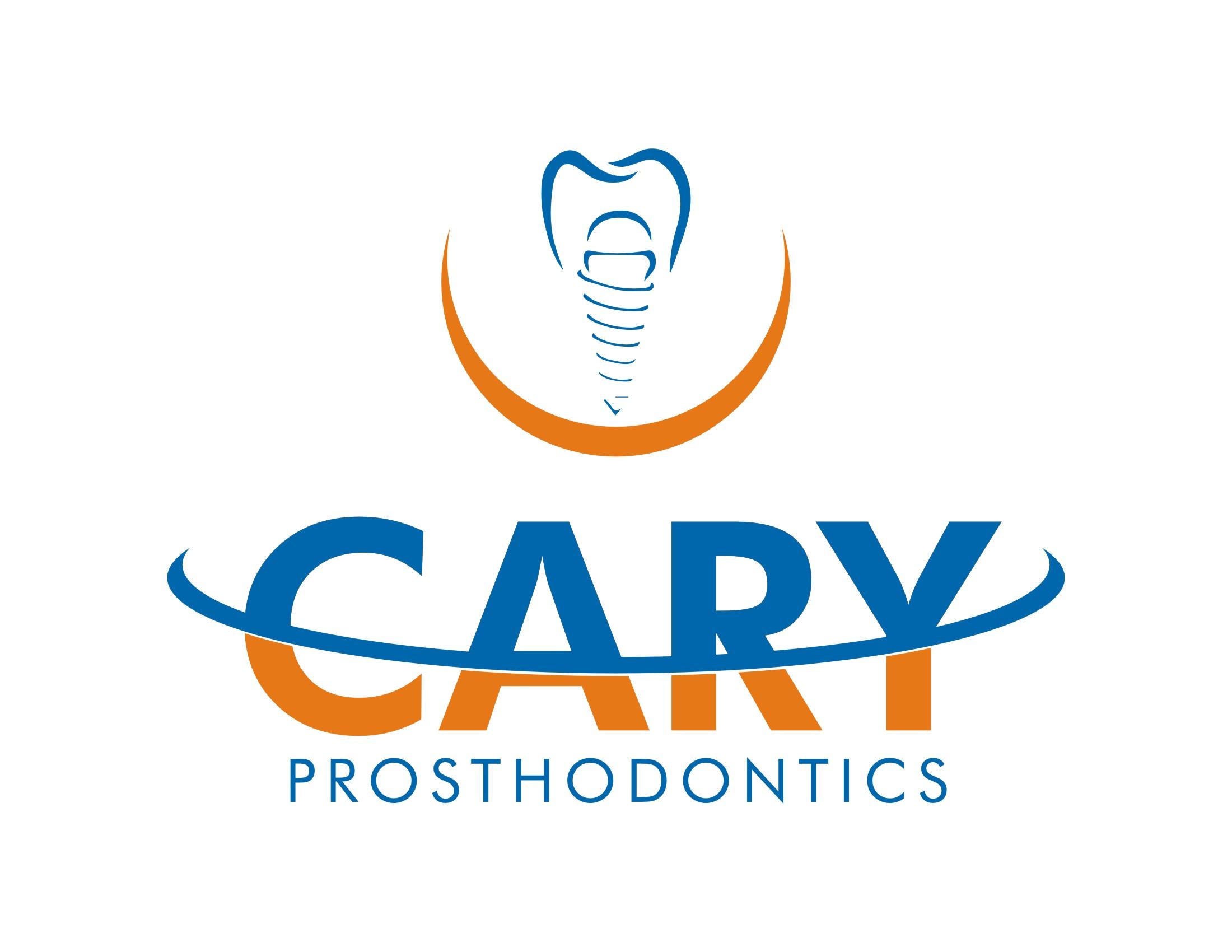 Logo Design by I graphics GRAPHICS - Entry No. 203 in the Logo Design Contest Cary Prosthodontics Logo Design.