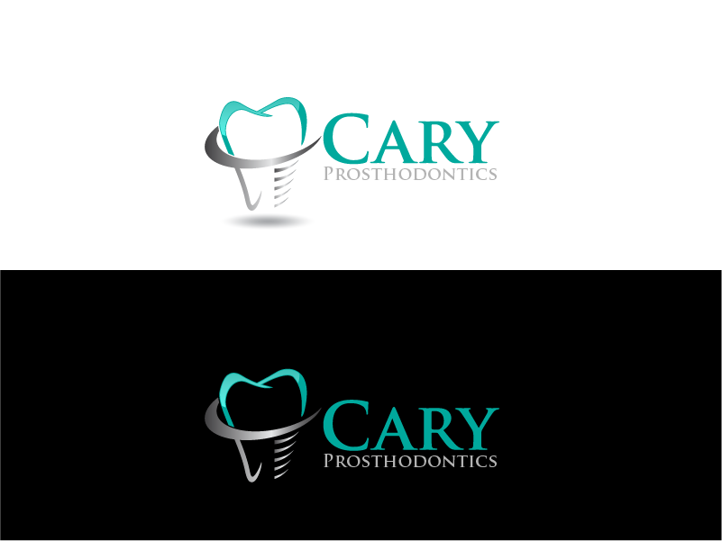 Logo Design by Private User - Entry No. 213 in the Logo Design Contest Cary Prosthodontics Logo Design.