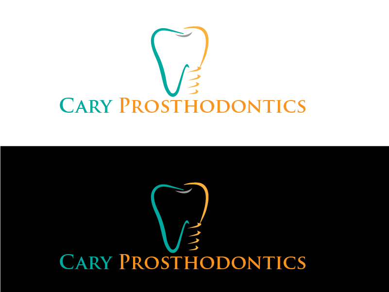 Logo Design by brands_in - Entry No. 214 in the Logo Design Contest Cary Prosthodontics Logo Design.