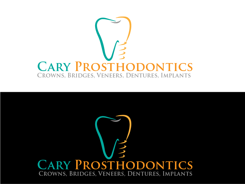 Logo Design by brands_in - Entry No. 216 in the Logo Design Contest Cary Prosthodontics Logo Design.