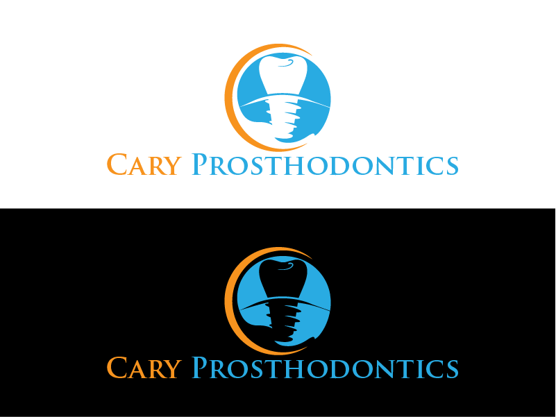 Logo Design by Private User - Entry No. 219 in the Logo Design Contest Cary Prosthodontics Logo Design.