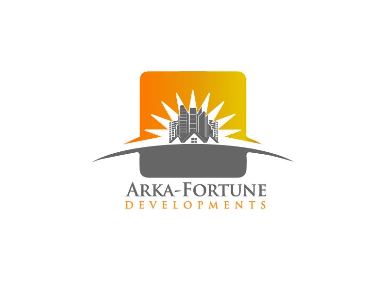 Logo Design by Private User - Entry No. 4 in the Logo Design Contest Arka-Fortune Developments Logo Design.