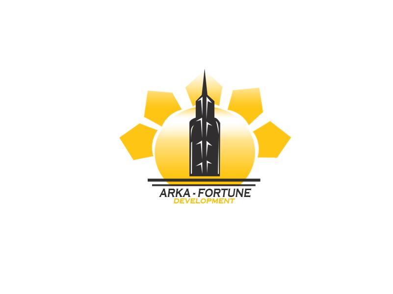 Logo Design by John Melvie Sulla - Entry No. 5 in the Logo Design Contest Arka-Fortune Developments Logo Design.