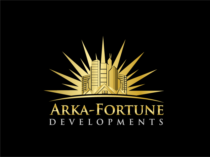 Logo Design by Private User - Entry No. 8 in the Logo Design Contest Arka-Fortune Developments Logo Design.