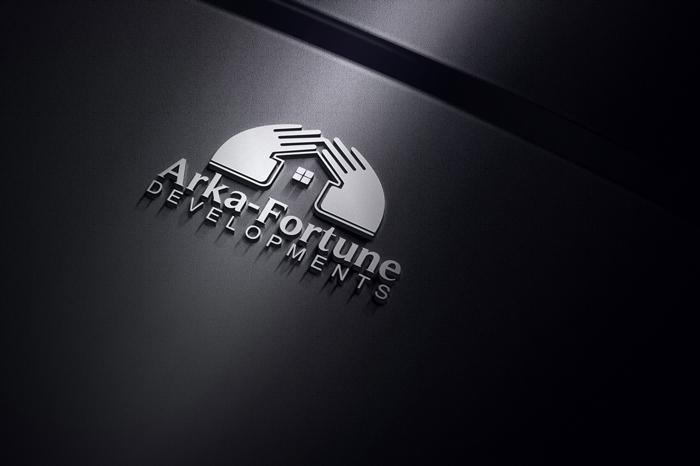 Logo Design by Mohammad azad Hossain - Entry No. 16 in the Logo Design Contest Arka-Fortune Developments Logo Design.