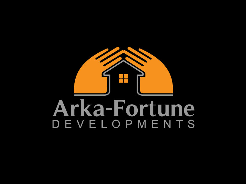 Logo Design by Mohammad azad Hossain - Entry No. 17 in the Logo Design Contest Arka-Fortune Developments Logo Design.
