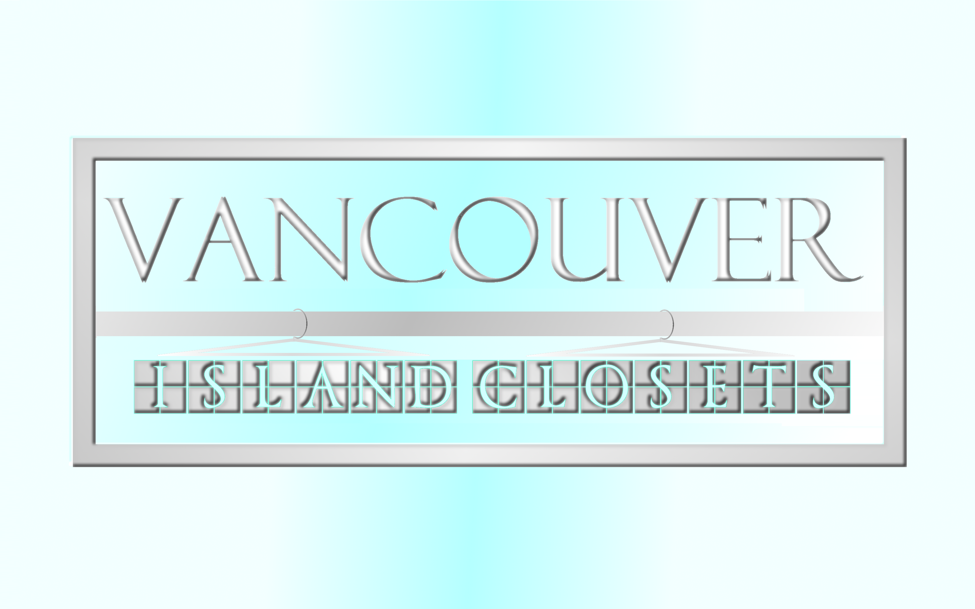 Logo Design by Roberto Bassi - Entry No. 53 in the Logo Design Contest Captivating Logo Design for Vancouver Island Closets.