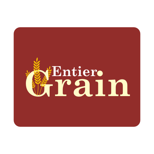 Logo Design by montoshlall - Entry No. 22 in the Logo Design Contest Whole Grain / Grain Entier.
