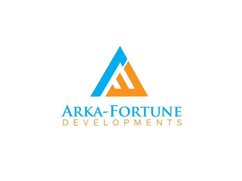 Logo Design by roc - Entry No. 46 in the Logo Design Contest Arka-Fortune Developments Logo Design.