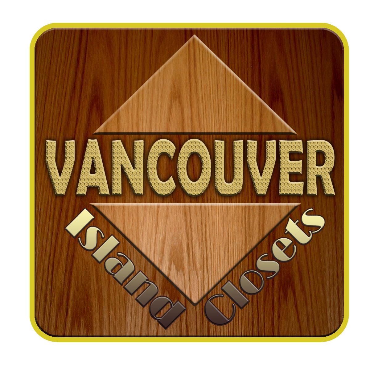 Logo Design by Kitz Malinao - Entry No. 82 in the Logo Design Contest Captivating Logo Design for Vancouver Island Closets.