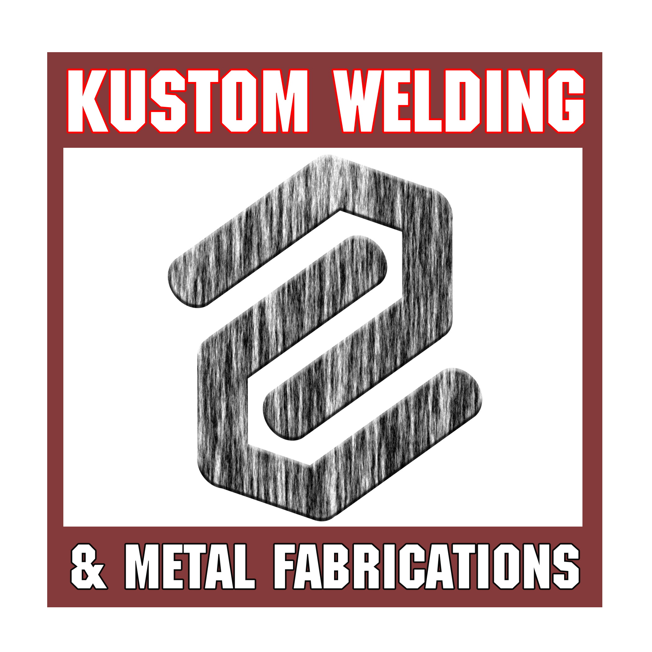 Logo Design by Kitz Malinao - Entry No. 14 in the Logo Design Contest Imaginative Logo Design for DC KUSTOM WELDING & METAL FABRICATION.