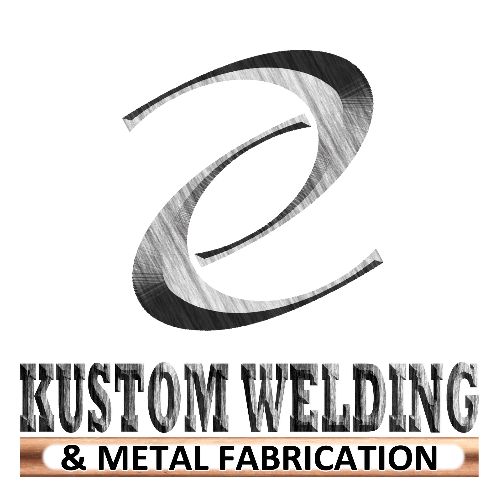 Logo Design by Kitz Malinao - Entry No. 15 in the Logo Design Contest Imaginative Logo Design for DC KUSTOM WELDING & METAL FABRICATION.