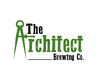 Logo Design by Net Bih - Entry No. 4 in the Logo Design Contest Captivating Logo Design for The Architect Brewing Co..