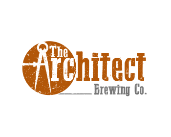Logo Design by Net Bih - Entry No. 6 in the Logo Design Contest Captivating Logo Design for The Architect Brewing Co..