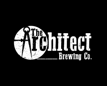 Logo Design by Net Bih - Entry No. 9 in the Logo Design Contest Captivating Logo Design for The Architect Brewing Co..