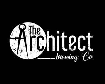 Logo Design by Net Bih - Entry No. 11 in the Logo Design Contest Captivating Logo Design for The Architect Brewing Co..