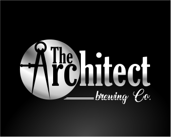 Logo Design by Net Bih - Entry No. 19 in the Logo Design Contest Captivating Logo Design for The Architect Brewing Co..