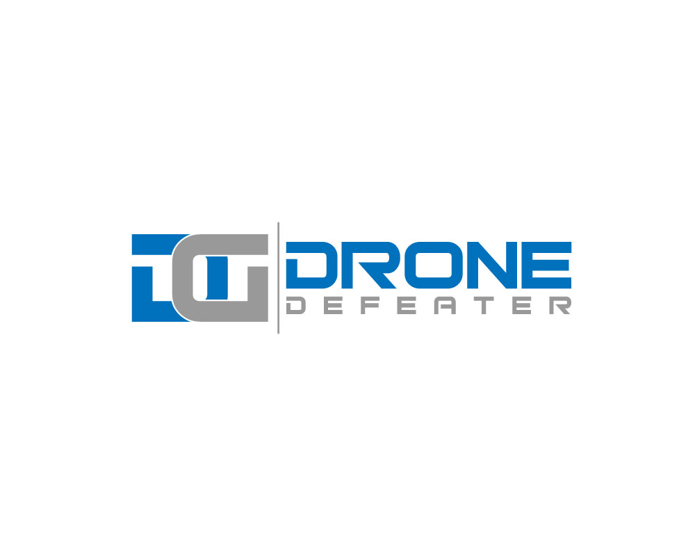 Logo Design by Mohammad azad Hossain - Entry No. 1 in the Logo Design Contest Artistic Logo Design for Drone Defeater.