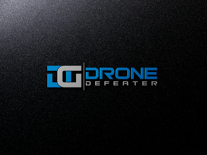 Logo Design by Mohammad azad Hossain - Entry No. 8 in the Logo Design Contest Artistic Logo Design for Drone Defeater.